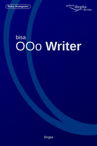 cover buku BisaOOO writer