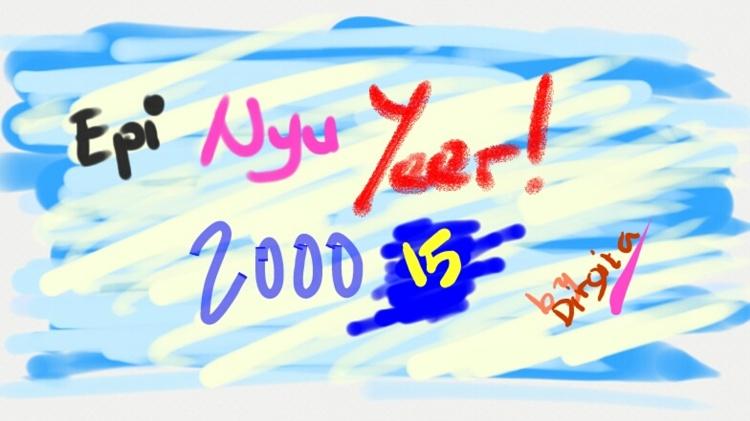 Epi Nyu Yeer 2000 15 by Dirgita.