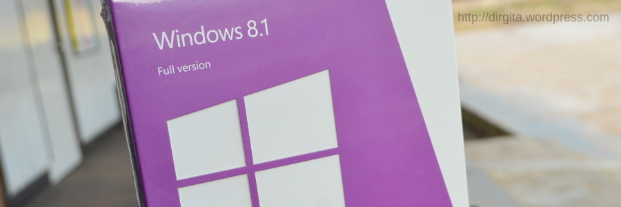 Gigit Curhat: Pake WindowsLagi