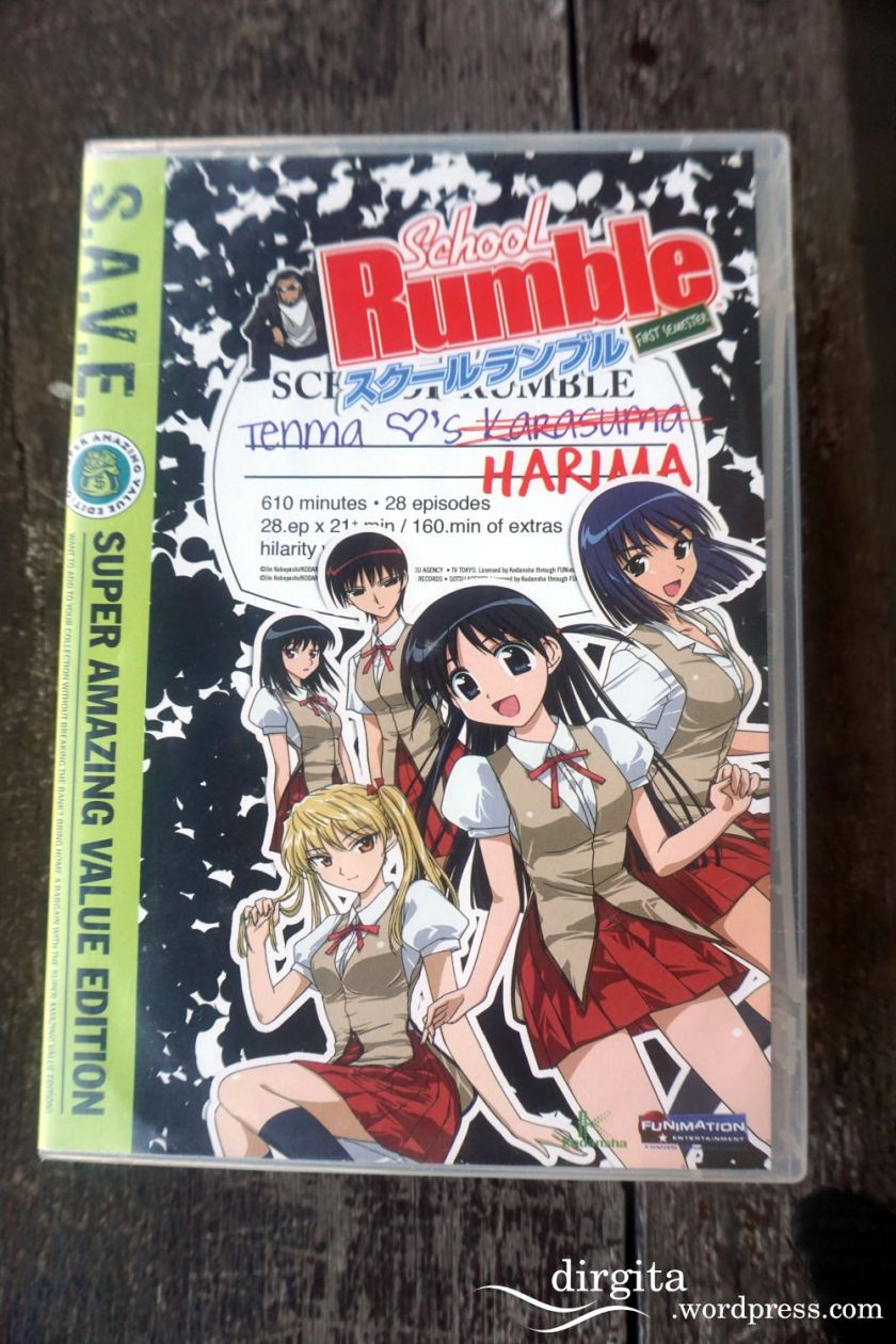 dvd-school-rumble-1st-semester-funimation-take-1