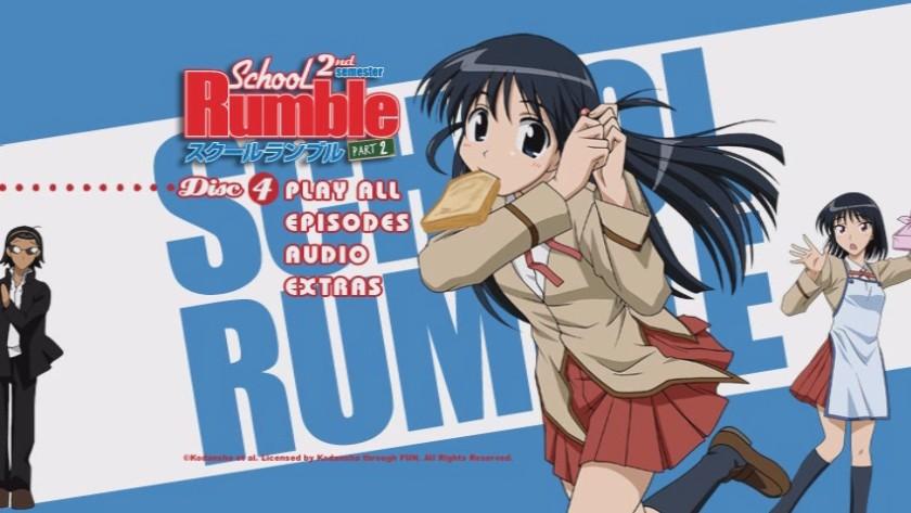 menu-dvd-school-rumble-2nd-disk-4-funimation