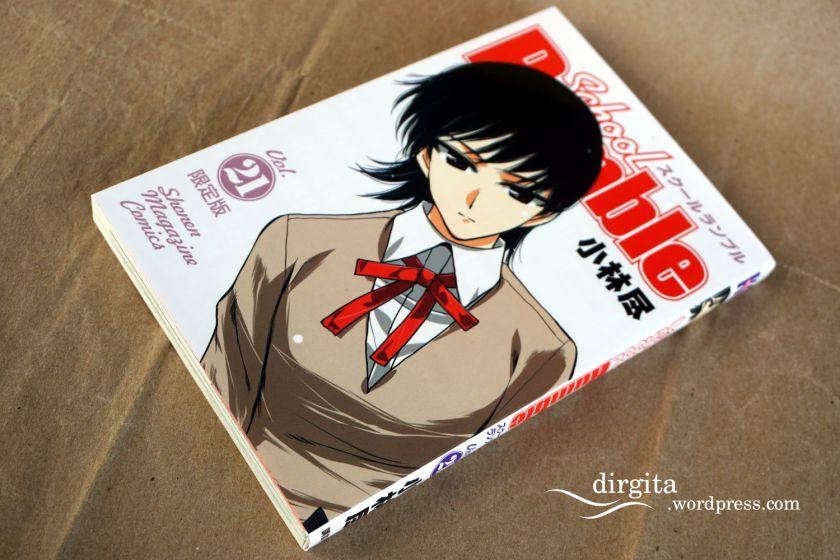 school-rumble-san-gakki-dvd-vol-21-komik-dirgita