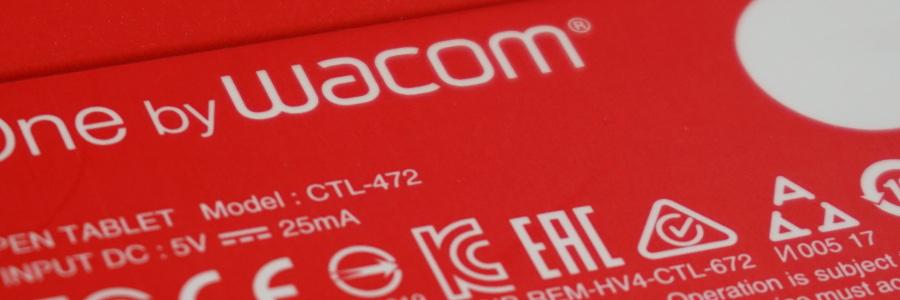 Gigit Iseng: One by Wacom CTL-472 di LinuxUbuntu